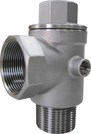 "DECCO   1-1/2""-5 Way Stainless Steel Check Valve"