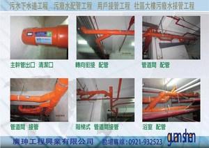 污水下水道配管工程