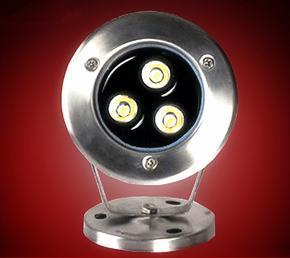 3W水池燈
