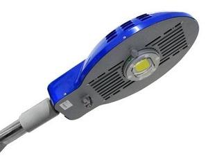 80W LED 藍鯨型 路燈