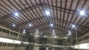 100W無光暈LED天井燈