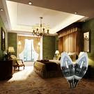 4W E12水晶蠟燭燈 黃/白光