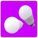 DC直流電LED燈泡15W /12W