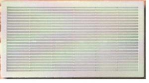 線型回風板(附尼龍板)(裝潢用)