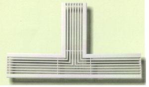 T字型線型出風口(可訂製)