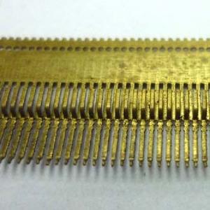 0.5mm Pitch Wire to Board 連接器端子 沖壓加工