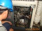 氣冷式_冷凝機組清潔保養_工程實績