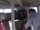 冷卻水塔_鐵管件切卸施工