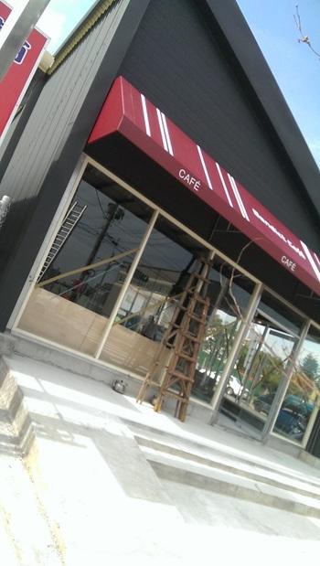 Bendict cafe 咖啡館
