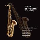 T-83WL Bb TENOR Saxophone