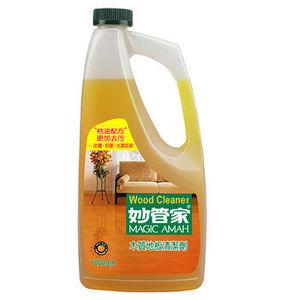 木質地板板潔劑