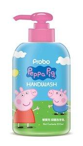 【博寶兒】抑菌洗手乳-佩佩豬 300ml