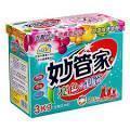《妙管家》超濃縮洗衣粉-亮色+制菌2+1kg