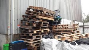 廢棧板清除