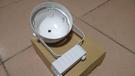 AR111圓頭型軌道燈 空台燈 燈殼