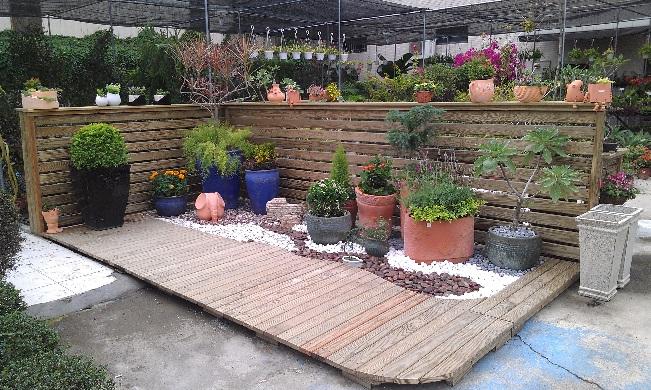 園藝花卉, 庭園造景, 盆器.園藝資材, 植栽買賣