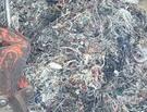 廢線材回收