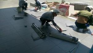地磚翻新-浴室整修 | 地磚翹起翻修 | 磁磚剝落修補 | 牆面修繕 | 補土 | 泥作工程