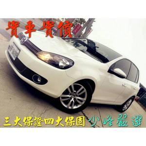 VW GOLF VI   中古車/二手車