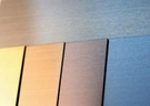 不鏽鋼板 鍍鈦質感 噴墨墨水