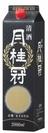 黑月桂冠(紙包)2000ml