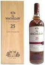 麥卡倫雪莉桶 25年 單一麥芽威士忌 木盒