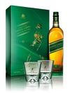 約翰走路綠牌15年威士忌 禮盒 附杯子