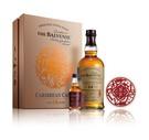 百富14年 加勒比海桶 單一純麥威士忌 禮盒(百富17年小酒)