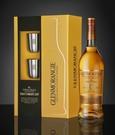 格蘭傑經典單一麥芽蘇格蘭威士忌 雙入鋼杯禮盒