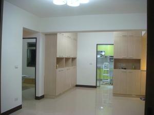 3房2廁1廚1廳大翻修~紅磚隔間~水電換新~全間拋光石英磚~全間油漆~