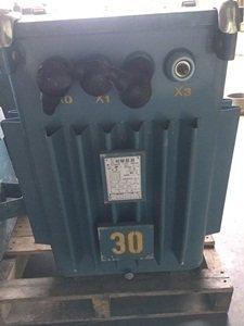 待售: 長晟 油浸式三相變壓器