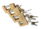 Rectangular Lock