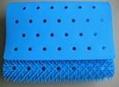 消毒矽膠墊(有孔)