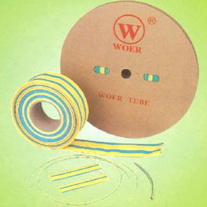 環保型 (2:1,3:1)黃綠熱收縮套管
