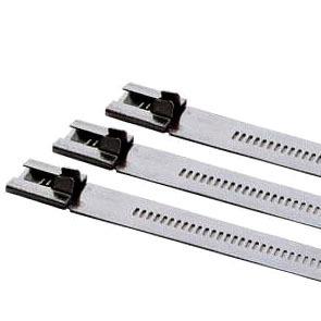 不銹鋼束帶_梯型 Stainless Steel Cable Tie