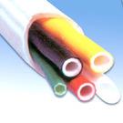 玻璃纖維矽橡膠套管 Fiberglass Braided Silicone Rubber Sleev