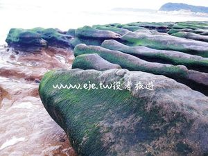 台北包車旅遊-老梅綠石槽