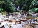 宜蘭礁溪包車旅遊-五峰旗瀑布