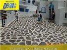 岩石地面專用防滑劑組-欣立達科技防滑大師-Stone Flooring Anti-Slip Solu