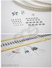 晶片電阻、晶片高功率電阻、功率電阻、排阻 等 ...
