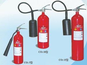 SS003-二氧化碳(CO2)滅火器