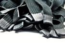 扁繩矽膠處理繩頭