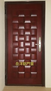 玄關門 桃園鋁門窗