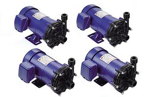 MPX (180W~260W) 無軸封磁力驅動泵浦
