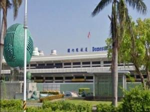 高雄小港機場國內航廈 EPDM