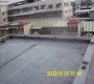新北蘆洲區 - 長安街民宅屋頂 EPDM 案例
