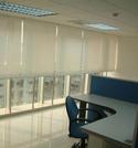 辦公室遮陽窗簾推薦-遮陽捲簾 / 台中 便宜 遮陽捲簾
