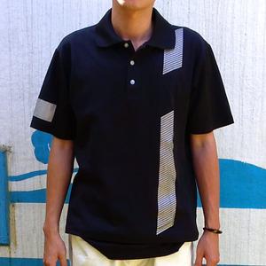 吸濕排汗-反光POLO衫 (CA-05)