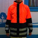 新雪麗棉-反光夾克 (BA-08)