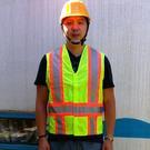 反光工程帽 (DA-06)